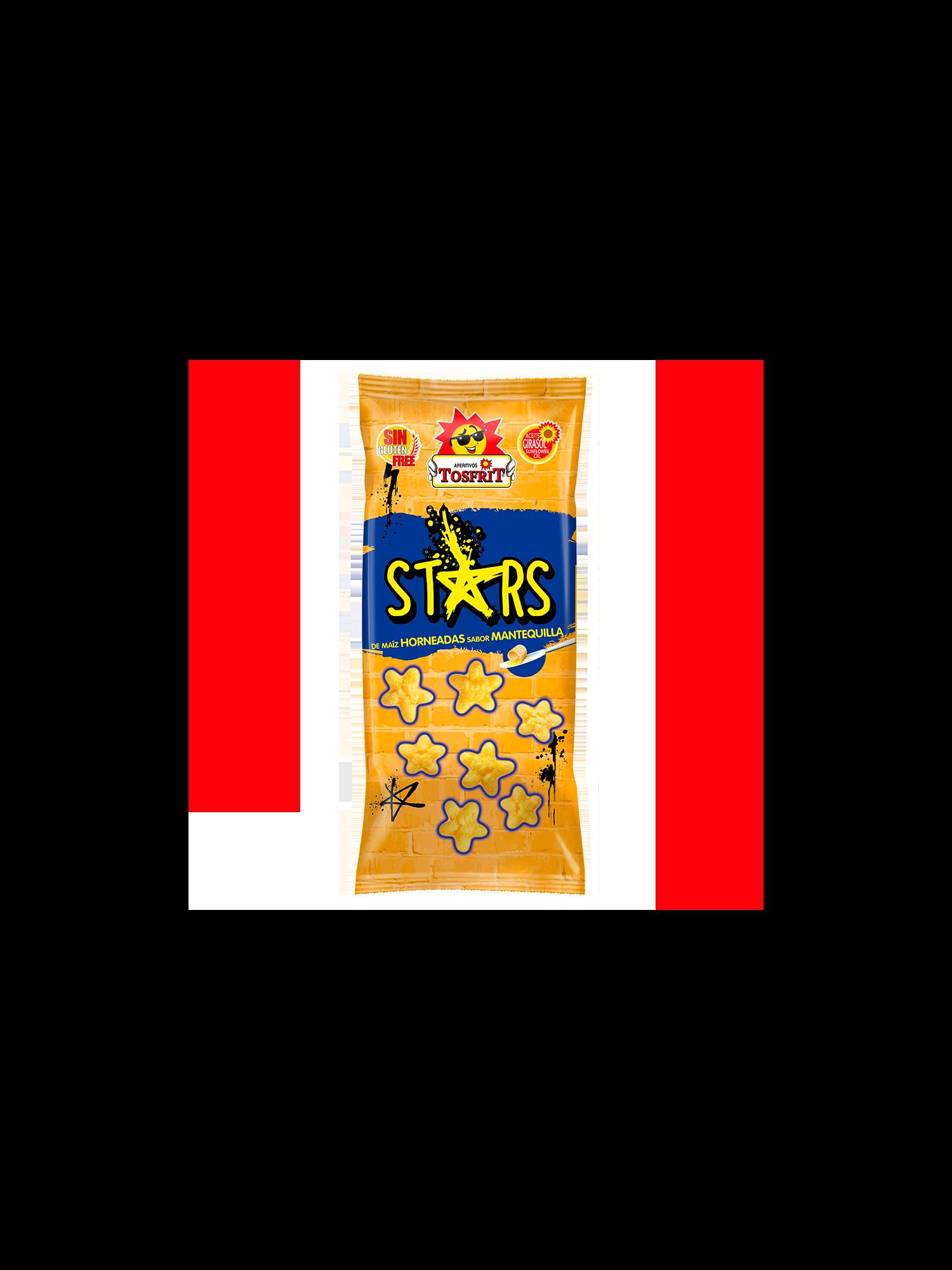 Stars-mantequilla